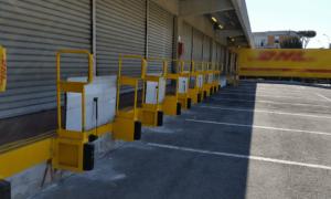Fixed manual ramps